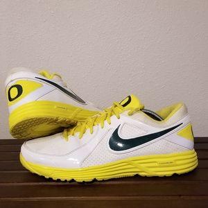 Nike Lunar MVP Pregame PE Oregon Ducks Sz 12